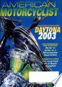 mars 2003
